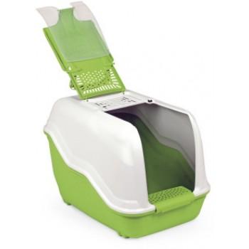 MPS / МПС Био-туалет NETTA 54х39х40h см с совком салатовый
