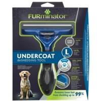 FURminator / ФУРминатор L 98 мм, для крупных собак с длинной шерстью