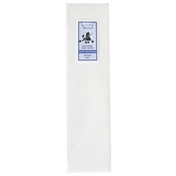 Show Tech бумага натуральная, многоразовая, 40 х 10 см 100 шт., белая