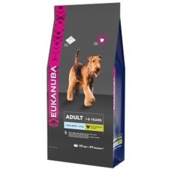 Eukanuba / Екануба Dog корм для взрослых собак крупных пород 15 кг