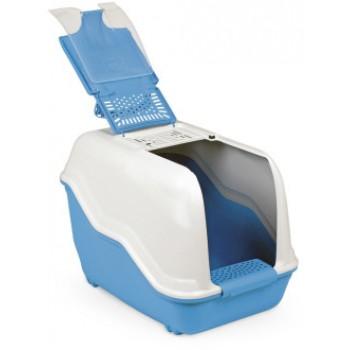 MPS / МПС Био-туалет NETTA 54х39х40h см с совком голубой