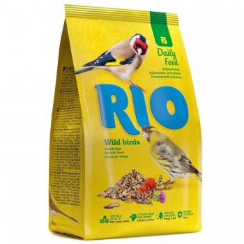 РИО корм для лесных певчих птиц мешок, 25 кг