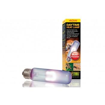 Exo Terra / Экзо Терра Лампа неодимовая дневного света Daytime Heat lamp  40 Вт. PT2104