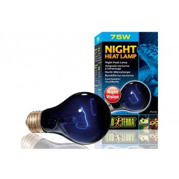 Exo Terra / Экзо Терра Лампа лунного света Night Heat Lamp  75 Вт. PT2130