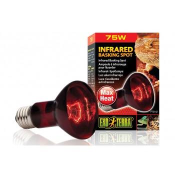 Exo Terra / Экзо Терра Лампа инфракрасная Infrared Basking Spot  75 Вт. PT2142
