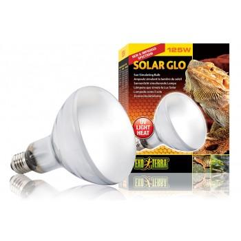 Exo Terra / Экзо Терра Лампа солнечного света Solar Glo 125 Вт /ультраф., инфракр., и видимый свет/ PT2192