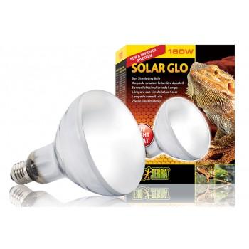 Exo Terra / Экзо Терра Лампа солнечного света Solar Glo 160 Вт /ультраф., инфракр., и видимый свет/ PT2193