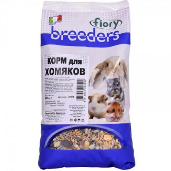 "Fiory / Фиори корм для кроликов ""Fiory Breeders"", 850 г"
