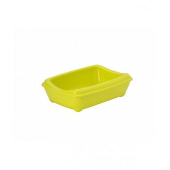 Moderna / Модерна Туалет-лоток средний с рамкой Artist Medium + rim, 42х30х12 см, лимонно-желтый
