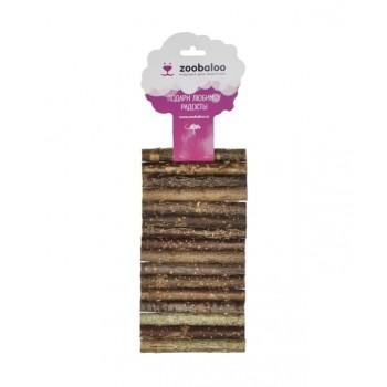 ZooBaloo Мостик для грызунов деревянный L: 25х12 см