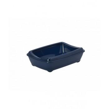 Moderna / Модерна Туалет-лоток средний с рамкой Artist Medium + rim, 42х30х12 см, черничный