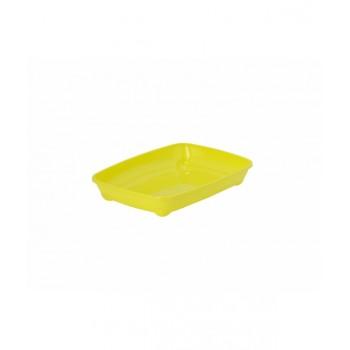 Moderna / Модерна Туалет-лоток малый Artist Small, 37х28х6 см, лимонно-желтый