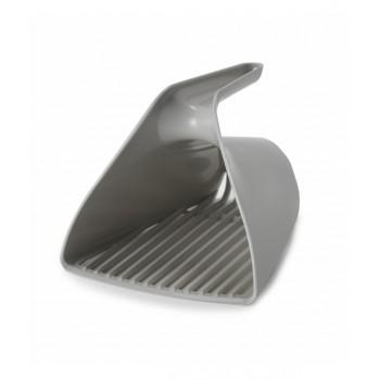 Moderna / Модерна Совок-ковш, 15,42x13,2x12,9 см, теплый серый
