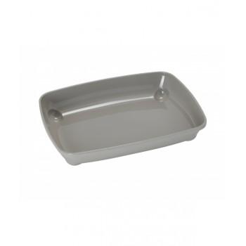 Moderna / Модерна Туалет-лоток малый Artist Small, 37х28х6 см, теплый серый