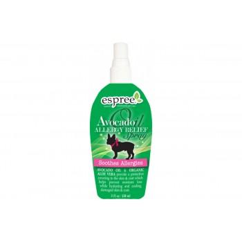 Espree / Эспри Средство для восстановления шерсти и кожи, с маслом авокадо, для собак. Avocado Oil Allergy Relief, 148 мл