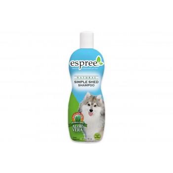 Espree / Эспри Шампунь для ухода за шерстью в период линьки, для собак, 591 мл