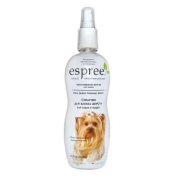 Espree / Эспри Средство для блеска шерсти, для собак и кошек, 355 мл