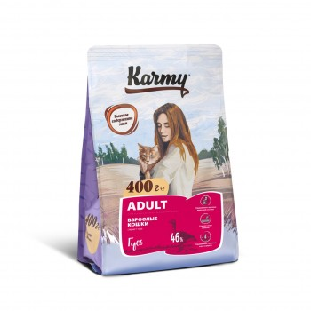 Karmy / Карми Эдалт Гусь, 0,4 кг