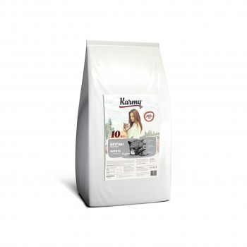Karmy / Карми Киттен Британская короткошерстная, 10 кг