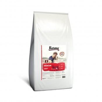 Karmy / Карми Медиум Эдалт Телятина, 15 кг