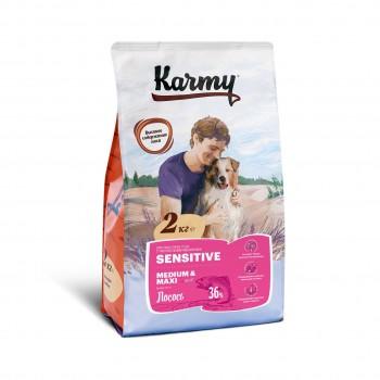 Karmy / Карми Сенсетив Медиум и Макси Лосось, 2 кг
