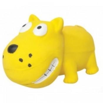 """Dezzie / Деззи Игрушка """"Забавный пес"""" для собак, 8 см, латекс"""