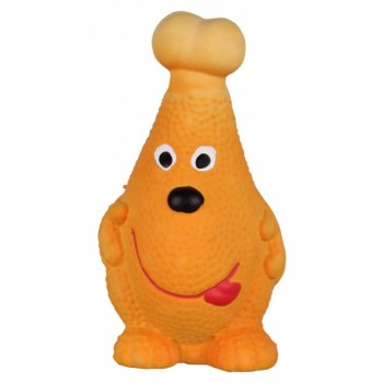 "Dezzie / Деззи Игрушка для собак ""Веселый повар"", 11,5 см, латекс"