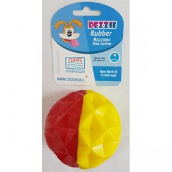 """Dezzie / Деззи Игрушка для собак """"Мяч"""", 7 см, резина"""