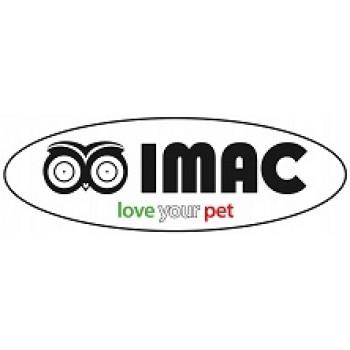 Imac / Имак миска д/грызунов пластм. MINI BOWL, цвета в ассортименте, 9х9х3 см