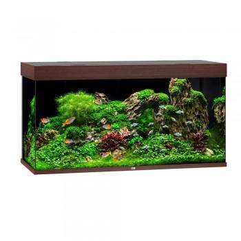 Juwel / Ювель RIO 350 LED аквариум 350л темное дерево (dark wood) 121х51х66см 2х29W Фильтр Bioflow L, Нагр300W