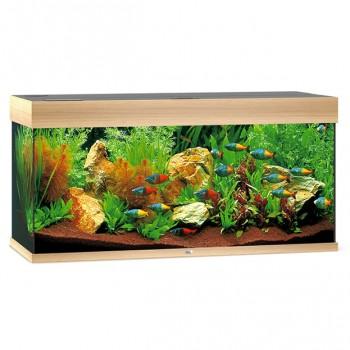 Juwel / Ювель RIO 180 LED аквариум 180л светлое дерево (Light wood) 101х41х50см 2х23W Фильтр Bioflow M, Нагр200W