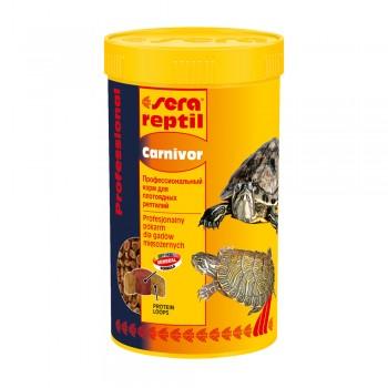 Sera / Сера Корм для рептилий Reptil Professional Carnivor 250 мл 80 г