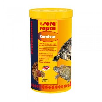 Sera / Сера Корм для рептилий Reptil Professional Carnivor 1000 мл 330 г