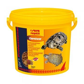 Sera / Сера Корм для рептилий Reptil Professional Carnivor 3,8 л 1 кг