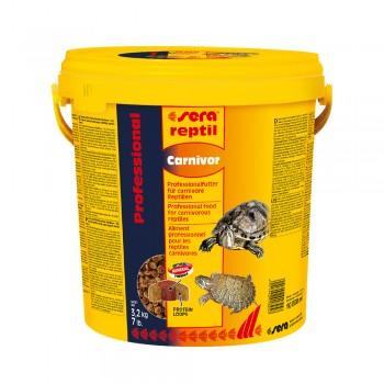 Sera / Сера Корм для рептилий Reptil Professional Carnivor 10000 мл 3,2 кг