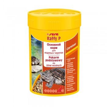 Sera / Сера Корм для рептилий RAFFY P 100 мл 18 г