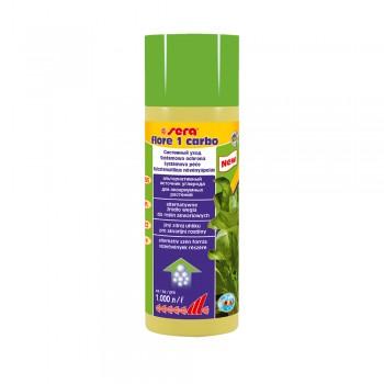 Sera / Сера Удобрение для растений FLORE 1 CARBO 250 мл