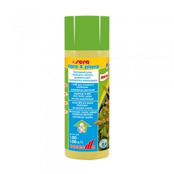 Sera / Сера Удобрение для растений FLORE 4 PLANT 250 мл