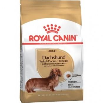 Royal Canin / Роял Канин Dachshund Adult д/взр. Таксы с 10 мес 1,5 кг