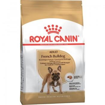 Royal Canin / Роял Канин French Bulldog Adult Для взрослых собак породы французский бульдог 3 кг
