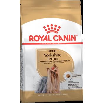 Royal Canin / Роял Канин Adult Yorkshire Terrier для собак породы йоркширский терьер в возрасте от 10 месяцев, 7,5 кг