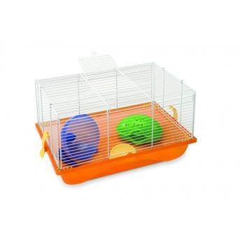 Imac / Имак клетка д/грызунов CRICETI 2, новые цвета в ассортименте, 45х30,5х29 см