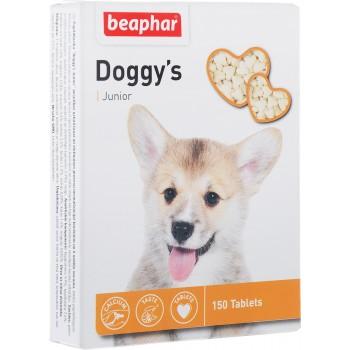 Beaphar / Беафар Витаминиз. лакомство «Doggy`s Junior» д/щенков, 150 шт