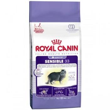 Royal Canin / Роял Канин Сенсибл 33 д/кошек, привередливых в еде, 2 кг