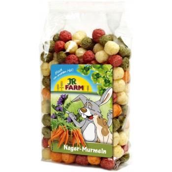 JR Farm 05570 Лакомство д/грызунов Шарики из овощей и люцерны, 70 гр