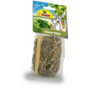 JR Farm 08151 Лакомство д/грызунов Травяной тюк, 60 гр