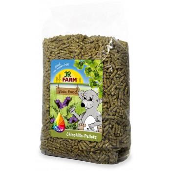JR Farm 02124 Корм д/шиншилл, пеллеты, 1 кг