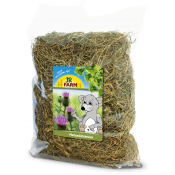 JR Farm 06975 Сено луговое с молочным чертополохом д/шиншилл, 500 гр