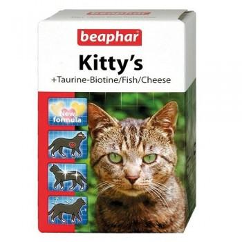 Beaphar / Беафар Витаминиз. лакомство «Kitty`s MIX» микс д/кошек, 180 шт