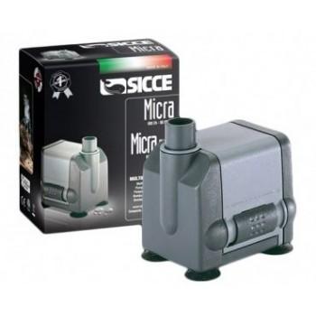 Sicce / Сичче Помпа MICRA PUMP, 400л/ч, подъем 60 см, 43х57хh52 мм